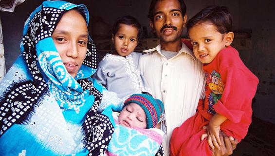 UNFPA Pakistan | Child marriage