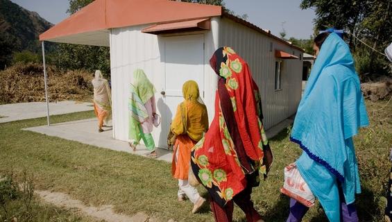 UNFPA Pakistan | Gender-based violence